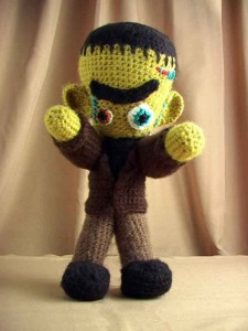 Free Frankenstein S Monster Crochet