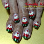 Christmas Nail Art Tutorials 14 150x150 Christmas Nail Art Tutorials {roundup}