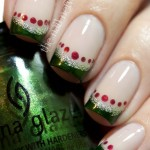 Christmas Nail Tutorials 150x150 Christmas Nail Art Tutorials {roundup}