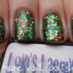 Christmas Nail Tutorials 7 150x150 Christmas Nail Art Tutorials {roundup}