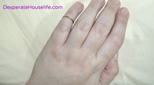 Dainty Upper Finger Rings